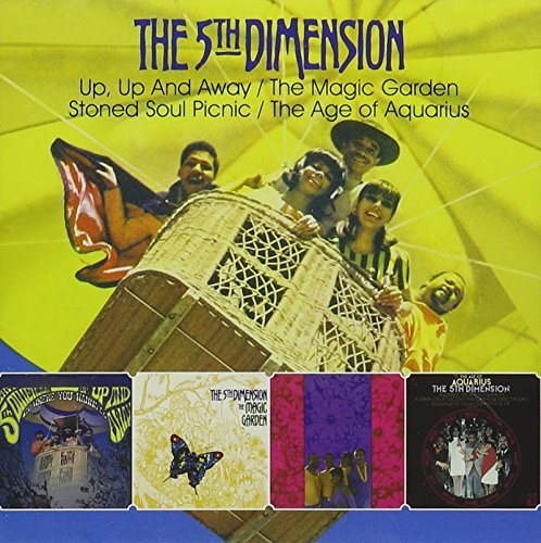 5th Dimension Up Up & Away Magic Garden