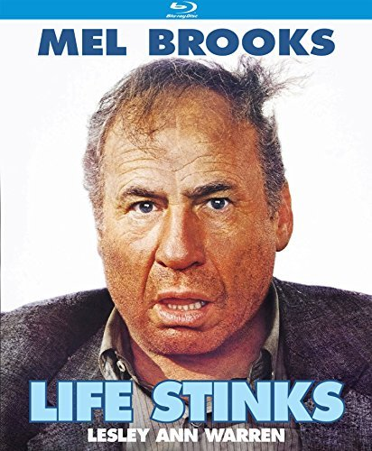 Life Stinks Brooks Tambor Warren Blu Ray Pg13