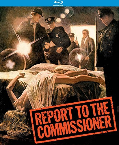 Report To The Commissioner Moriarty Kotto Blakely Blu Ray Pg
