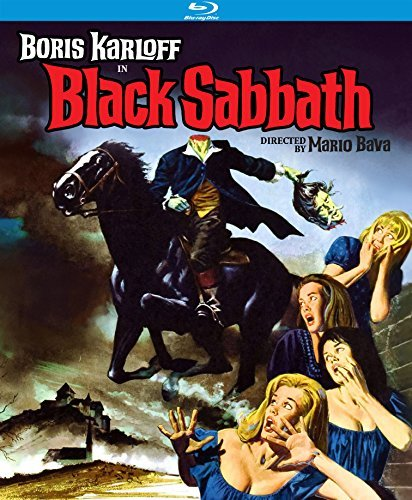 Black Sabbath Karloff Blu Ray Nr