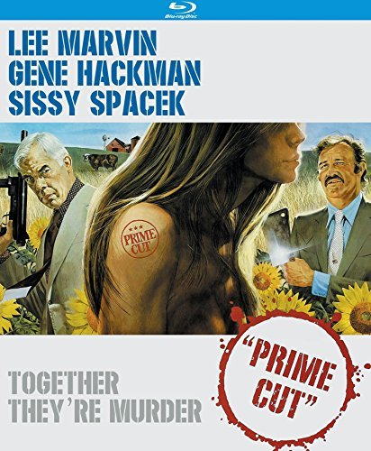 Prime Cut Marvin Hackman Spacek Blu Ray R