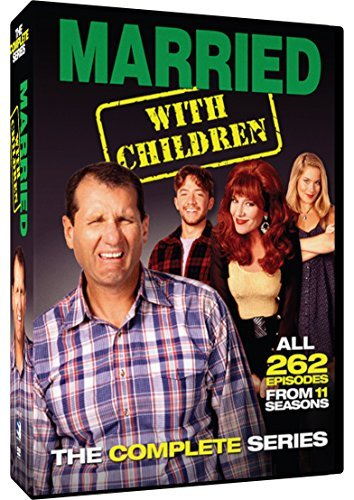 Married With Children Complete Series Complete Series