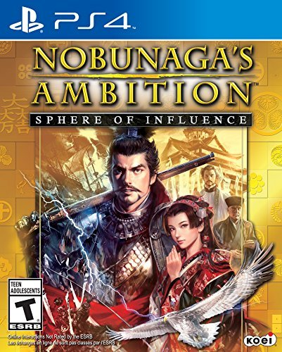 Ps4 Nobunaga's Ambition Sphere Of Influence