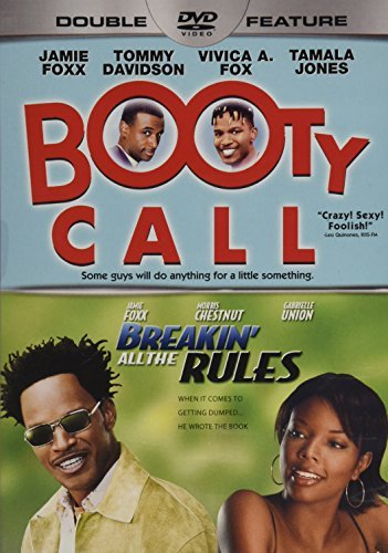 Booty Call Breakin All The Rules Double Feature DVD Double Feature