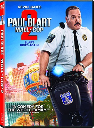 Paul Blart Mall Cop 2 James Rodriguez DVD Pg