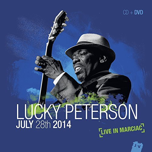 Lucky Peterson Live In Marciac 2014