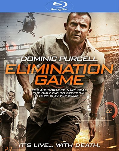 Elimination Game Purcell Bianca Blu Ray Nr