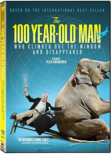 The 100 Year Old Man Who Climbed Out The Window And Disappeared The 100 Year Old Man Who Climbed Out The Window And Disappeared DVD R