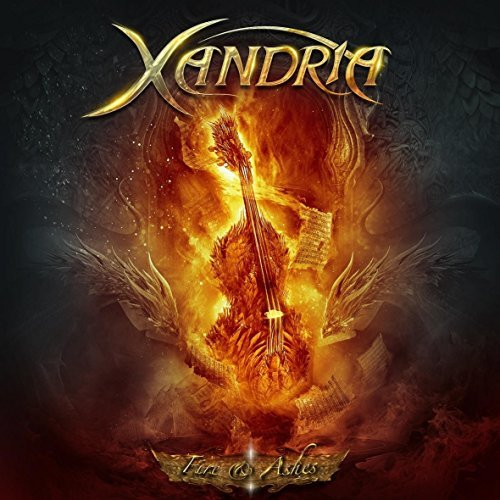 Xandria Fire & Ashes Fire & Ashes