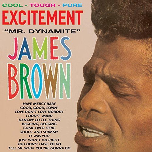 "Brown James & His Famous Flame ""excitement """"mr. Dynamite"""" "" Import Esp ""excitement """"mr. Dynamite"""" """