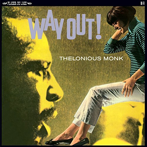 Thelonious Monk Way Out + 1 Bonus Track Import Esp Way Out + 1 Bonus Track