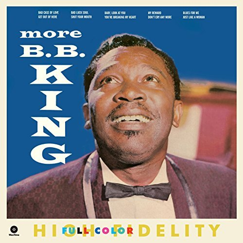 B.B. King More Import Esp More