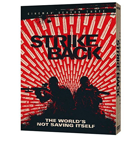 Strike Back Season 3 DVD