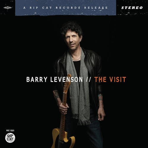 Barry Levenson Visit