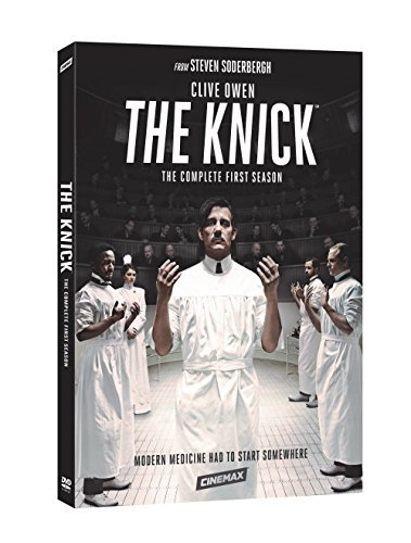 Knick Season 1 DVD