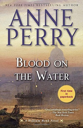 Anne Perry Blood On The Water