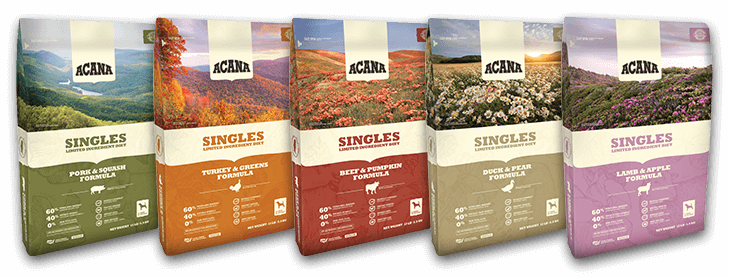 Acana Regionals Dog Food Bags