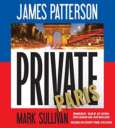 James Patterson Private Paris