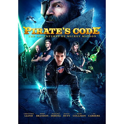 Pirate's Code The Adventures Of Mickey Matson Pirate's Code The Adventures Of Mickey Matson DVD
