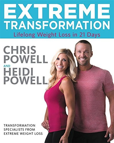 Chris Powell Extreme Transformation Lifelong Weight Loss In 21 Days