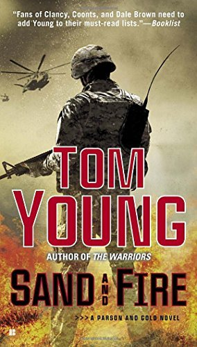 Tom Young Sand And Fire