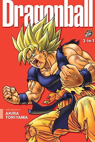 Akira Toriyama Dragon Ball (3 In 1 Edition) Vol. 9 Includes Vols. 25 26 27 0003 Edition;