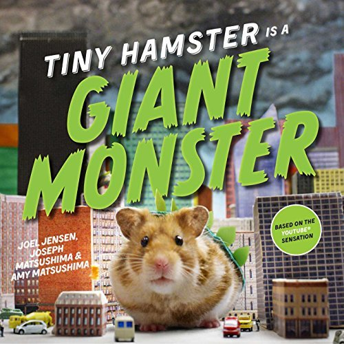 Joel Jensen Tiny Hamster Is A Giant Monster