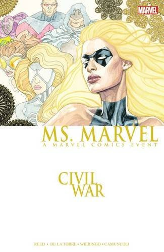 Brian Reed Civil War Ms. Marvel