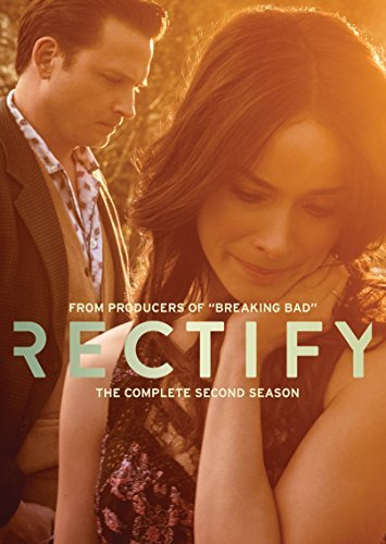 Rectify Season 2 DVD