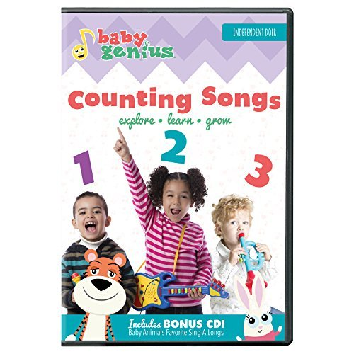 Baby Genius Counting Songs Baby Genius Counting Songs