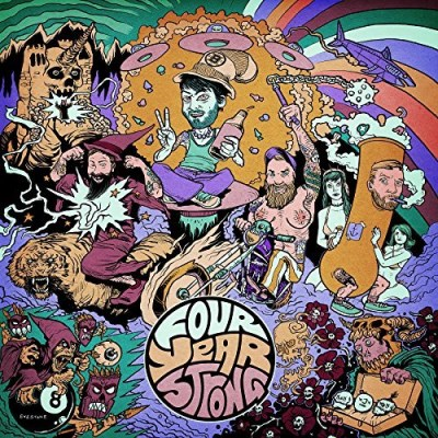 Four Year Strong Four Year Strong