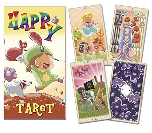 Serena Ficca The Happy Tarot