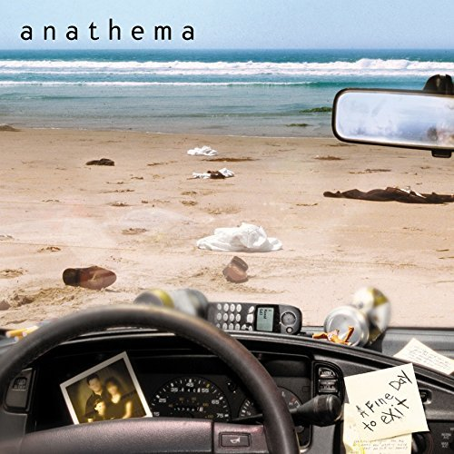 Anathema A Fine Day To Exit Fine Day To Exit