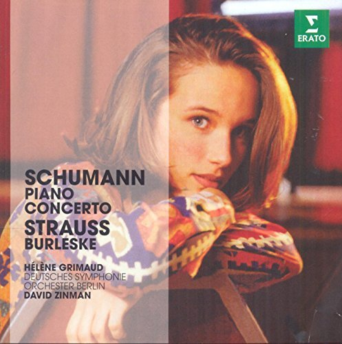 Helene Grimaud Schumann Piano Concerto R S Schumann Piano Concerto & R Strauss Burleske