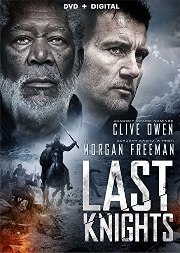 Last Knights Freeman Owen DVD Dc R
