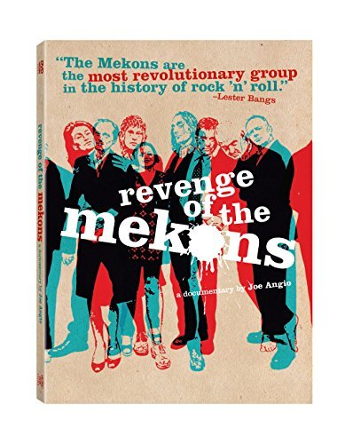 The Mekons Revenge Of The Mekons DVD