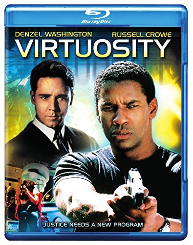 Virtuosity Washington Lynch Crowe Blu Ray R
