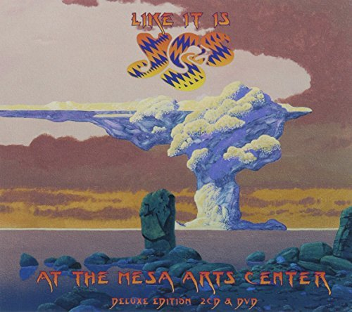 Yes Like It Is Yes Live At Mesa A Like It Is Yes Live At Mesa A