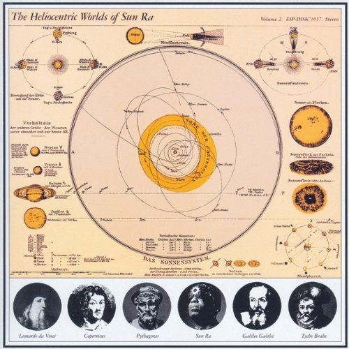 Sun Ra Vol. 2 Heliocentric Worlds Volume 2 Heliocentric Worlds Of