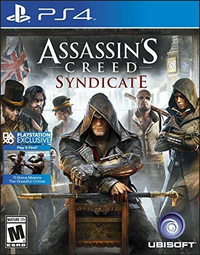 Ps4 Assassin's Creed Syndicate Day 1 Edition Assassin's Creed Syndicate Day 1 Edition