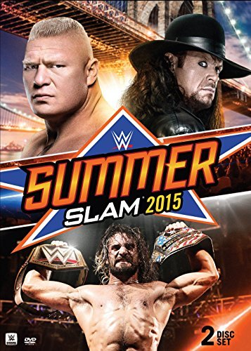 Wwe Summerslam 2015 DVD Summerslam 2015