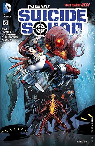 Comic Book New Suicide Squad