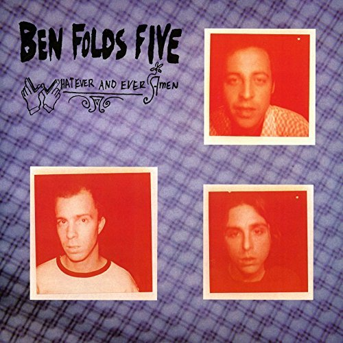 Ben Folds Five Whatever & Ever Amen (black Vinyl)