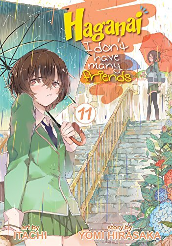 Yomi Hirasaka Haganai I Don't Have Many Friends Volume 11