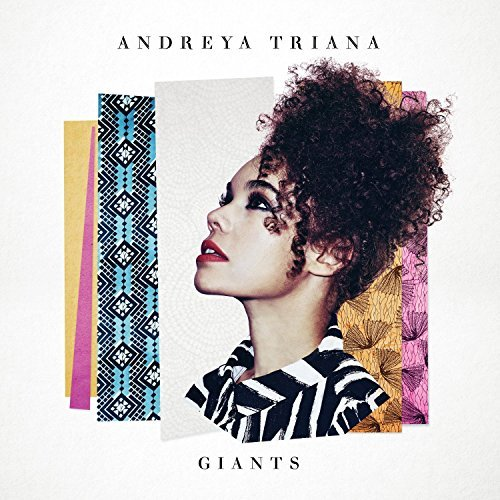 Andreya Triana Giants ***indie Only Version W. Bonus Cd***