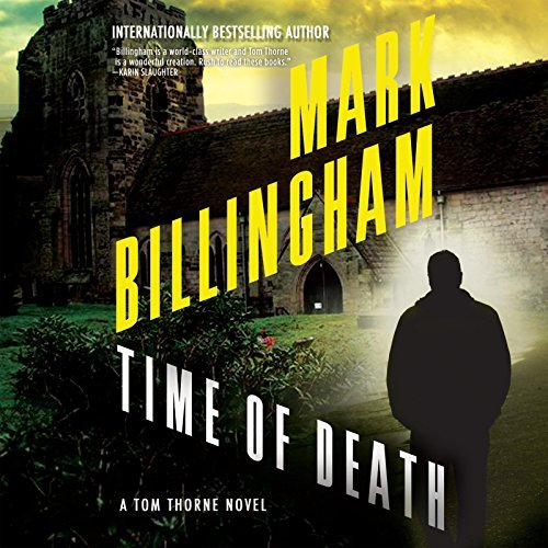 Mark Billingham Time Of Death