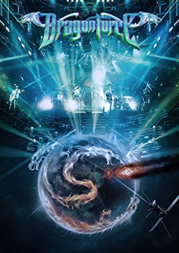 Dragonforce In The Line Of Fire Larger Tha In The Line Of Fire Larger Than Life