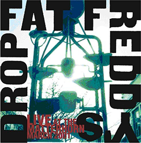 Fat Freddy's Drop Live At The Matterhorn 2 Lp