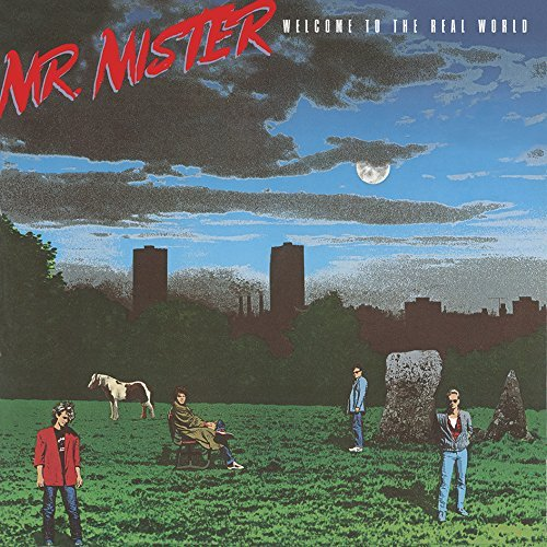 Mr Mister Welcome To The Real World Welcome To The Real World