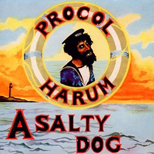 Procol Harum Salty Dog 2 CD Remastered